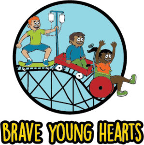Brave Young Hearts Logo
