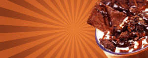 header image featuring a crave shake