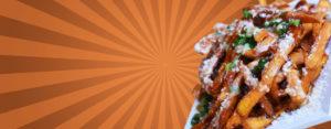 starter header featuring umami fries