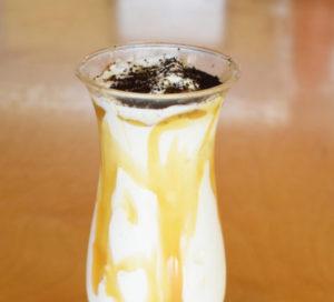 millionair vanilla shake