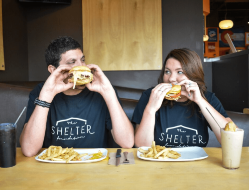 Crave's Charity Program Partners with The Shelter Foundation