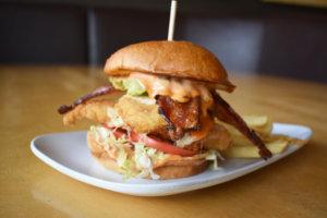 The Kentucky chicken sandwich